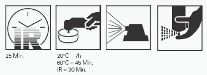 colormatic 2k metall schutzlack spray 200ml zink alu kupfer edelstahl ebay. Black Bedroom Furniture Sets. Home Design Ideas