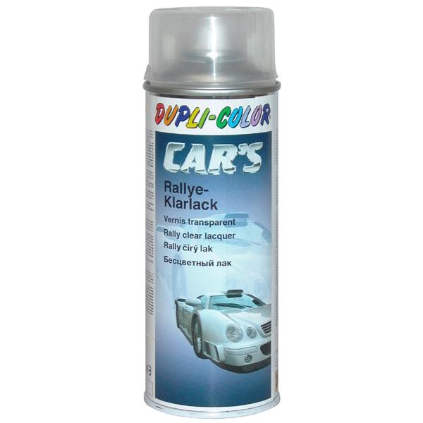 Mist Damages Car Paint