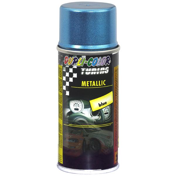 Duplicolor Autospray 400 ml. rallye metallic lichtblauw
