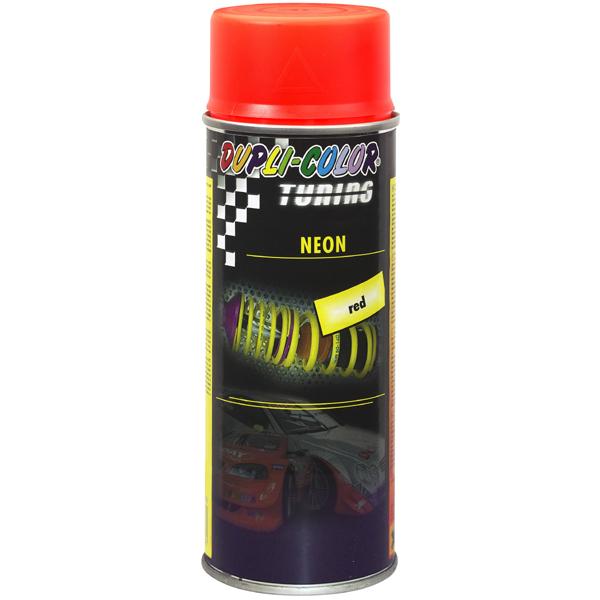 Duplicolor Autospray 400 ml. rallye fluor oranje